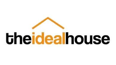 The Ideal Wooden House Logo