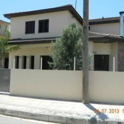 Construction Of Private Residence In Tseri
