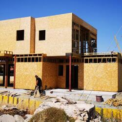 Timber Frame House Process